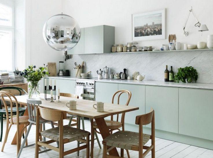 Best ideas about Mint Green Kitchen Decor . Save or Pin KITCHEN Mint Green Kitchen Decor INTERIOR Now.