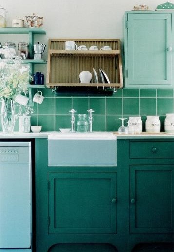 Best ideas about Mint Green Kitchen Decor . Save or Pin Happy St Patrick's Day Now.