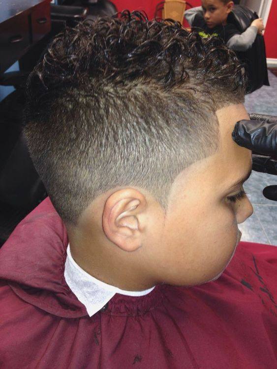 Best ideas about Mixed Boys Haircuts . Save or Pin Pinterest • The world's catalog of ideas Now.