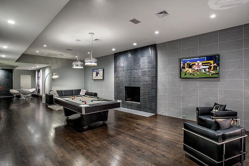 Best ideas about Modern Game Room . Save or Pin 125 Best Man Cave Ideas Furniture & Decor Now.