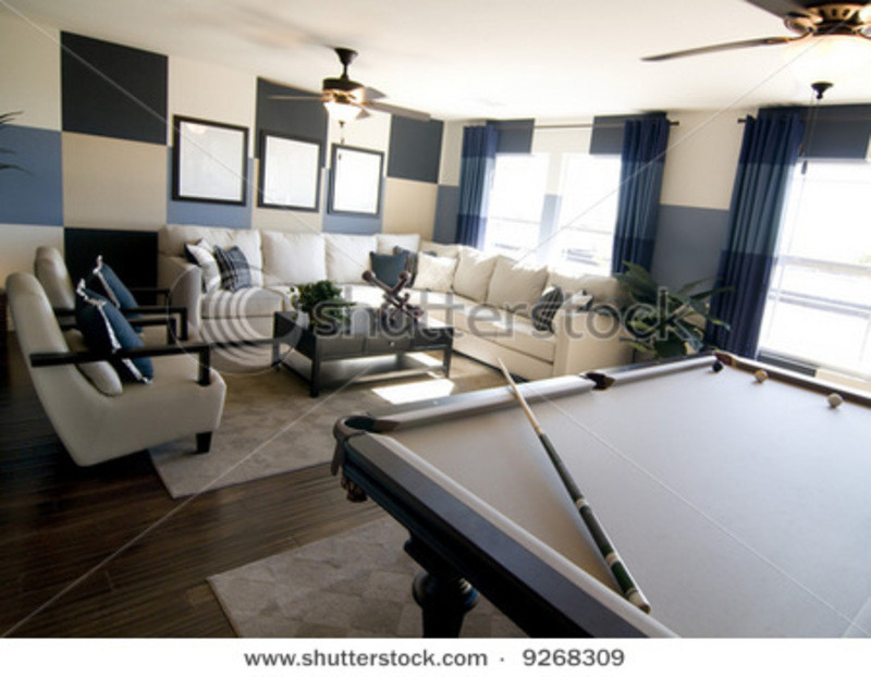 Best ideas about Modern Game Room . Save or Pin Stylish Modern Luxury Game Room Interior Design With Pool Now.
