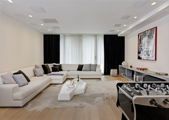 Best ideas about Modern Game Room . Save or Pin Game Room Now.