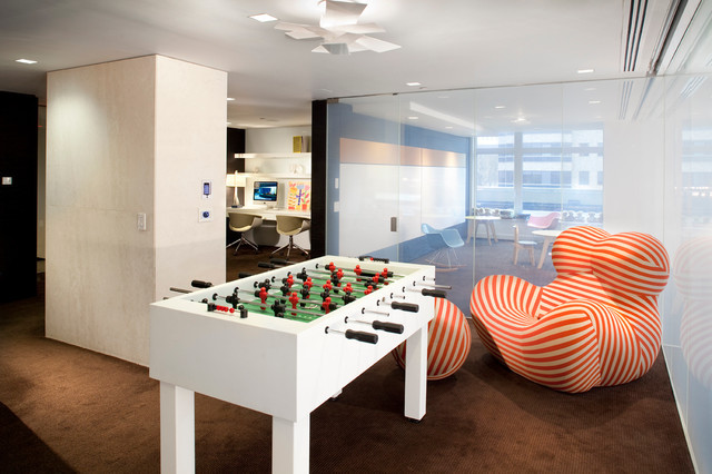 Best ideas about Modern Game Room . Save or Pin Modern Play Game Room Now.