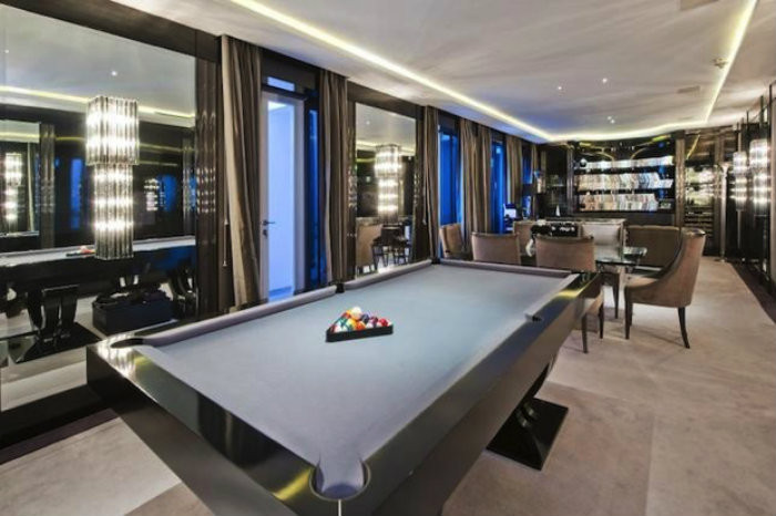 Best ideas about Modern Game Room . Save or Pin 20 Playing Tables For a Luxury Gaming Room Now.