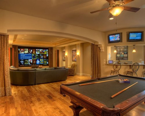 Best ideas about Modern Game Room . Save or Pin Modern Game Room Now.