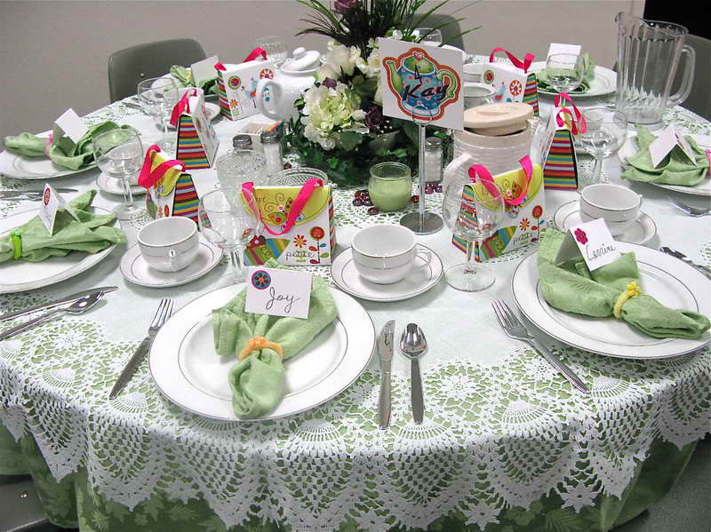 Best ideas about Mom's Birthday Ideas . Save or Pin Furniture Italian Table Setting Ideas Elegant Table Now.