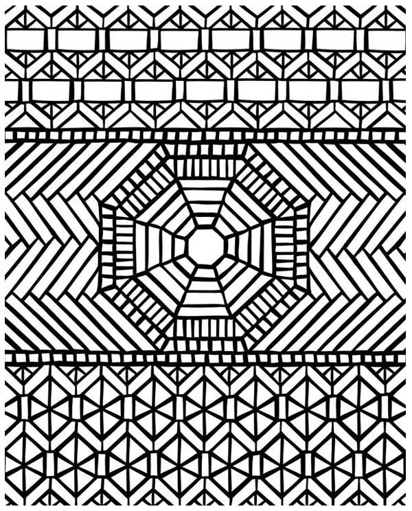 Best ideas about Mosaic Printable Coloring Pages . Save or Pin Roman Mosaics Kids Colouring Pages Mosaic Coloring Pages Now.