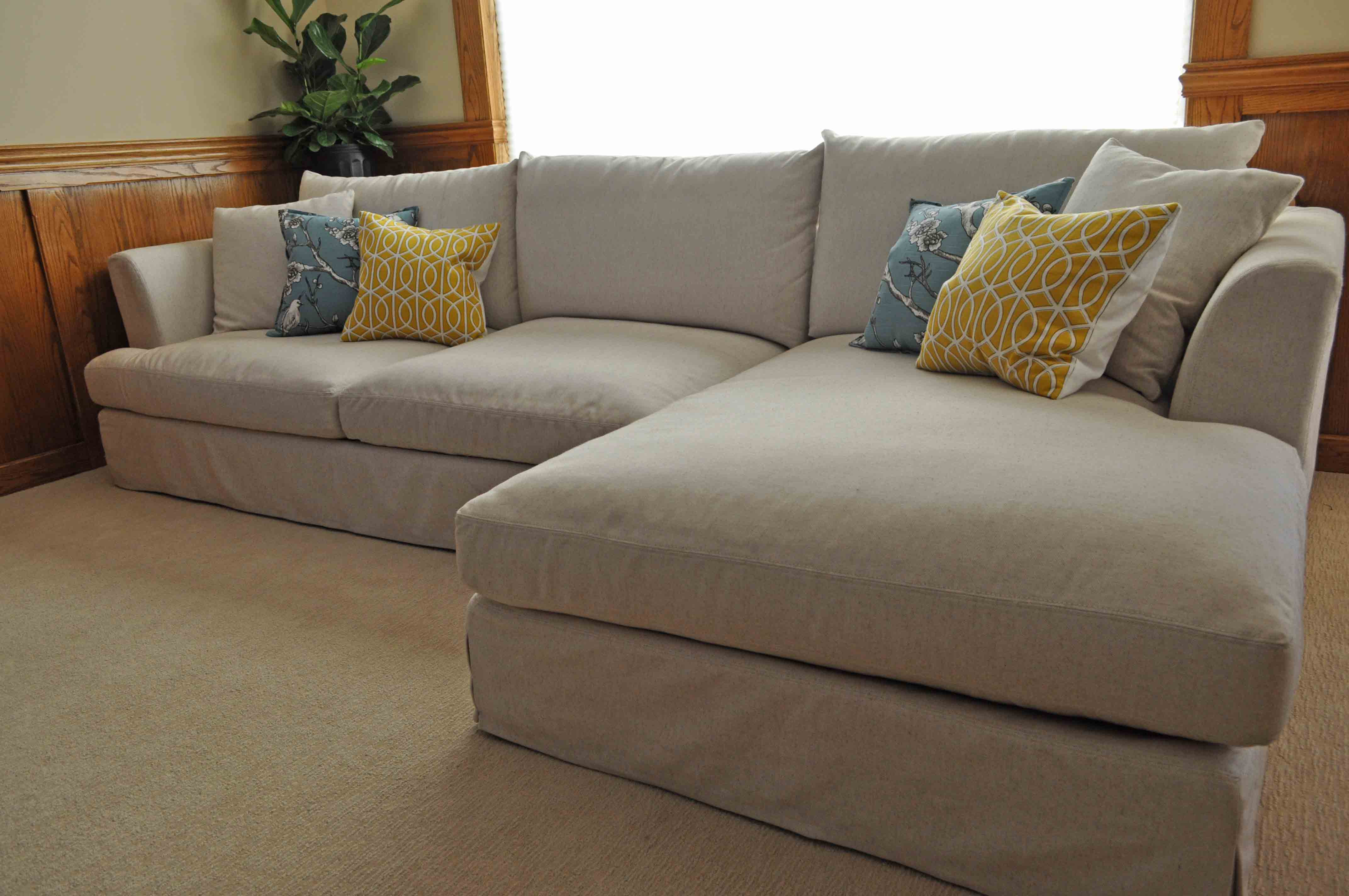 Best ideas about Most Comfortable Sectional Sofa . Save or Pin Most fortable Sectional Sofa With Chaise Now.