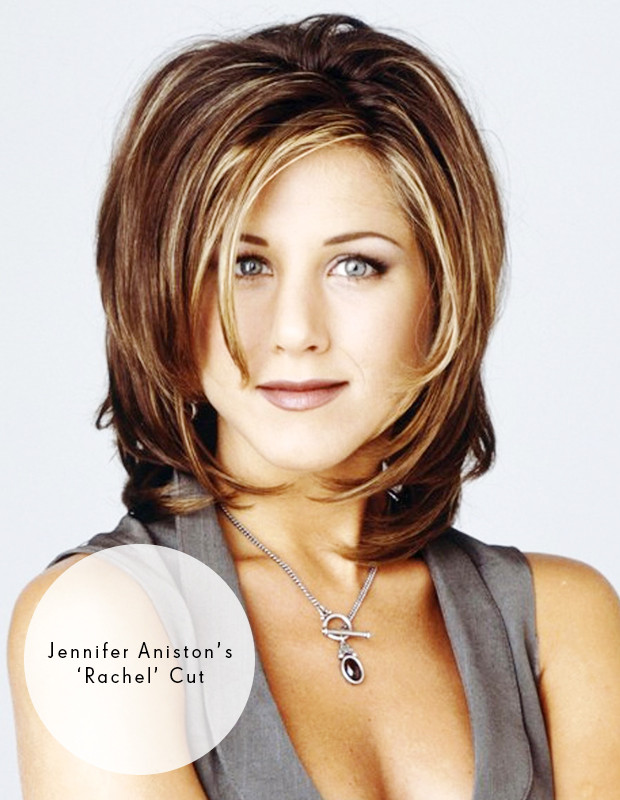 Best ideas about Most Popular Haircuts . Save or Pin The Rachel Haircut 90s Now.