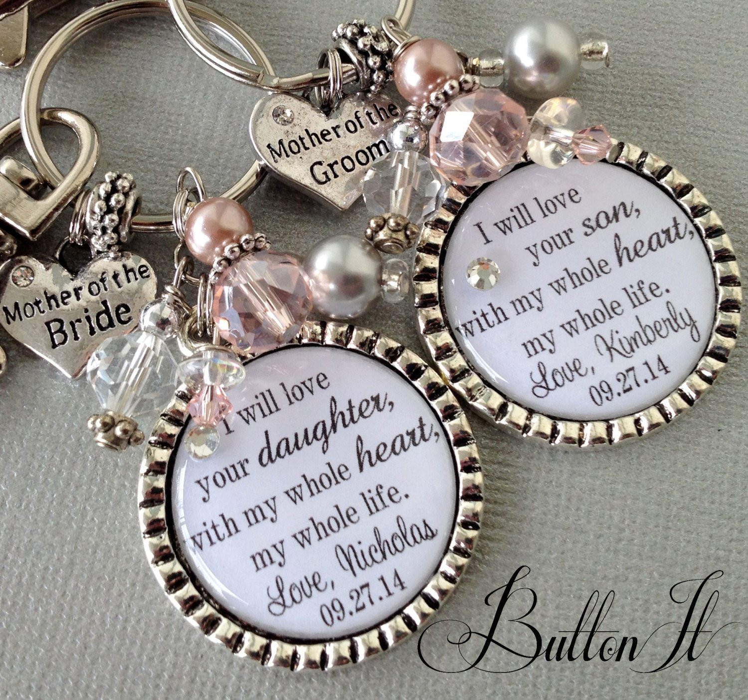 Best ideas about Mother Of Bride Gift Ideas . Save or Pin MOTHER of the BRIDE t PERSONALIZED wedding mother of Now.