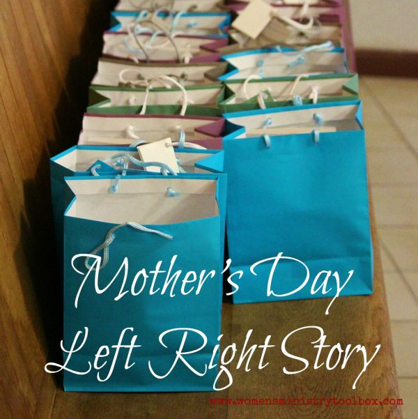 Best ideas about Mother'S Day Gift Ideas For Church . Save or Pin Mother s Day Left Right Story Now.