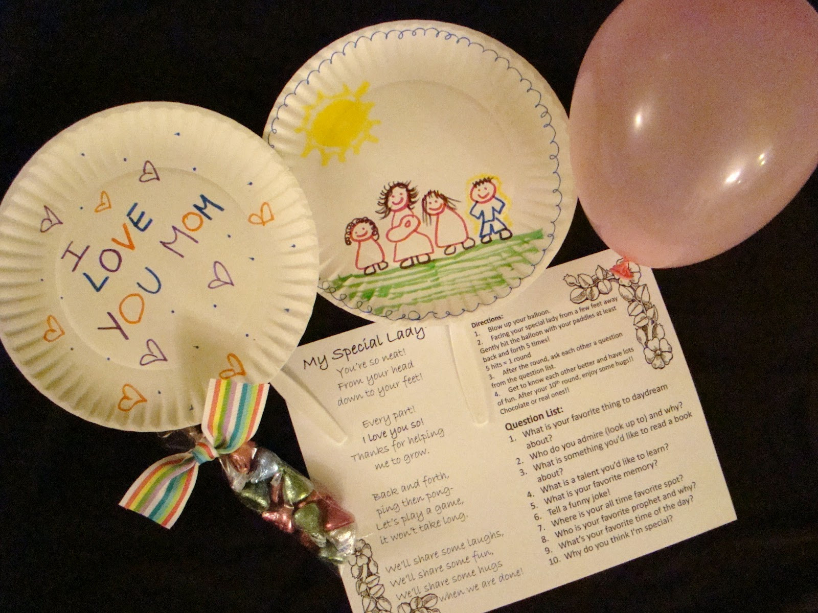 Best ideas about Mother'S Day Gift Ideas For Church . Save or Pin Sofia s Primary Ideas 2012 LDS Primary Mother s Day Gift Idea Now.