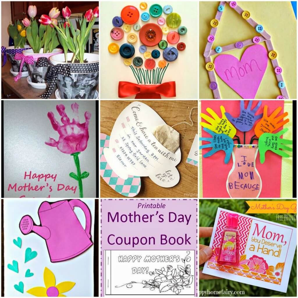 Best ideas about Mothers Day Craft Ideas For Kids . Save or Pin kid s activities Archives mother2motherblog Now.