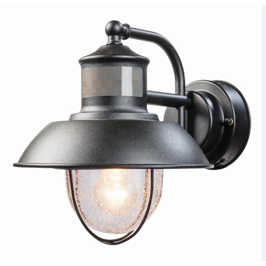 Best ideas about Motion Sensor Porch Light . Save or Pin Outdoor wall light motion sensor enhance the security of Now.