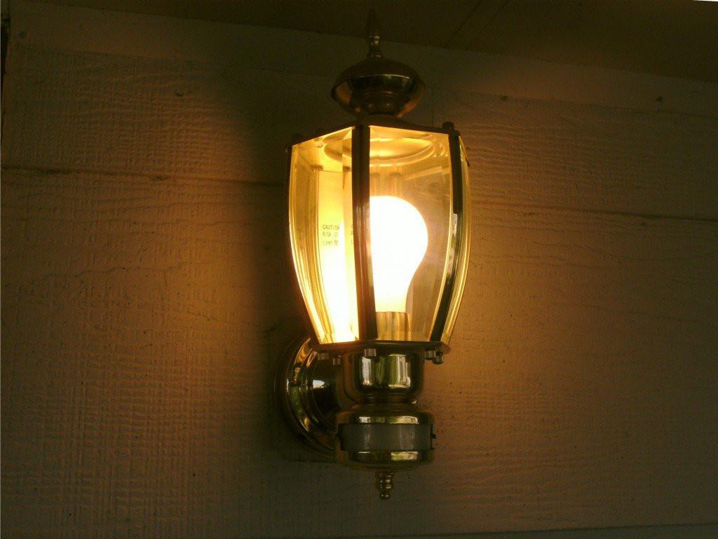 Best ideas about Motion Sensor Porch Light . Save or Pin Wiring Motion Sensor Porch Light Fixture Now.
