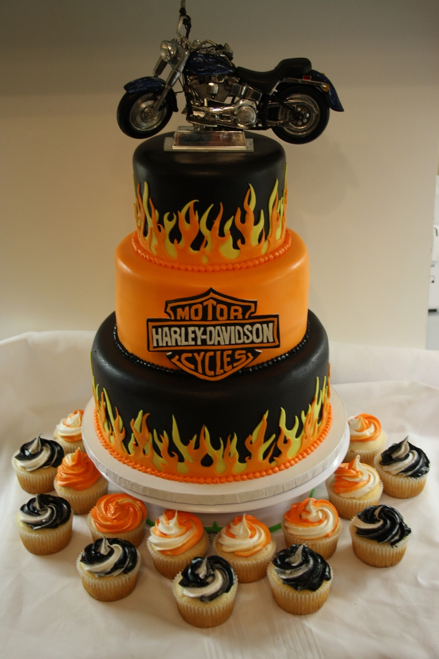 Best ideas about Motorcycle Birthday Cake . Save or Pin 50th Birthday Cake Ideas Now.