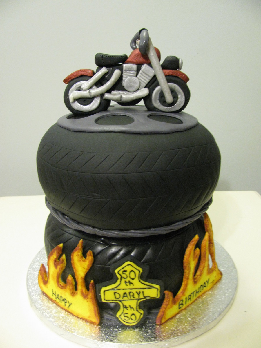 Best ideas about Motorcycle Birthday Cake . Save or Pin Motorcycle Birthday Cake CakeCentral Now.