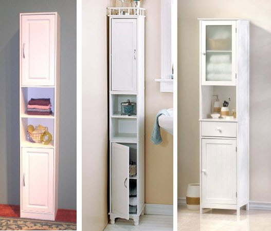 Best ideas about Narrow Bathroom Storage . Save or Pin Tall Narrow Bathroom Storage Cabinet – Chooz e Now.