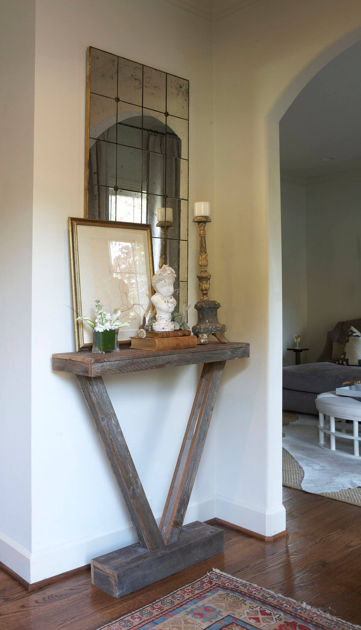 Best ideas about Narrow Entryway Table . Save or Pin 37 Best Entry Table Ideas Decorations and Designs for 2017 Now.