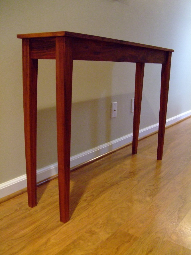 Best ideas about Narrow Entryway Table . Save or Pin Entryway Narrow Tables Now.
