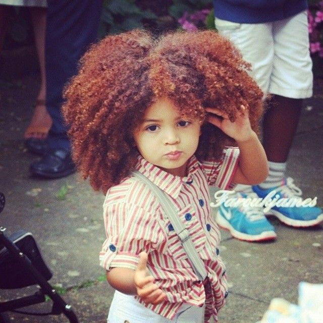 Best ideas about Natural Hairstyles For Kids . Save or Pin Natural Hairstyles for Kids – The Style News Network Now.
