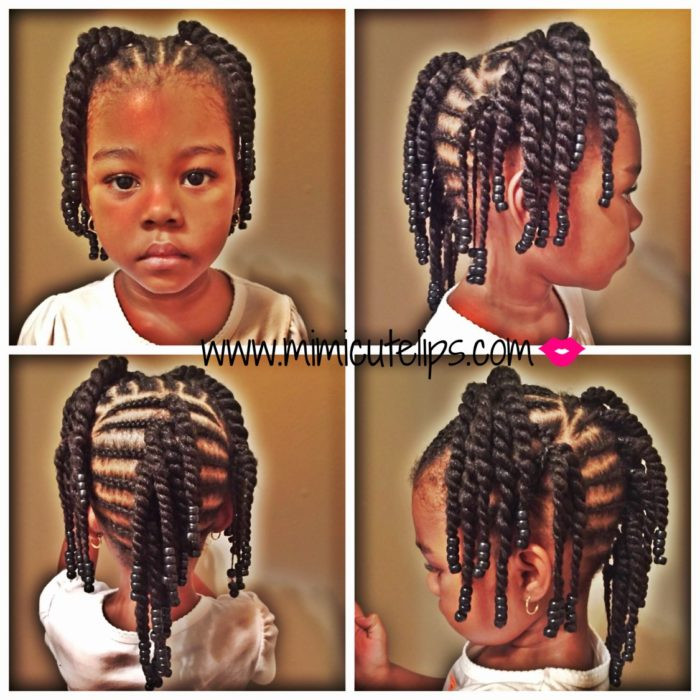 Best ideas about Natural Hairstyles For Kids . Save or Pin Natural Hairstyles for Kids Vol II MimiCuteLips Now.