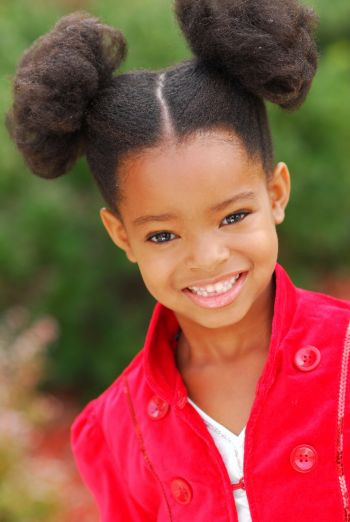 Best ideas about Natural Hairstyles For Kids . Save or Pin Natural Hairstyles blondelacquer Now.