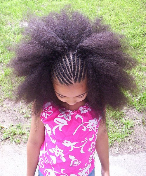 Best ideas about Natural Hairstyles For Kids . Save or Pin Braided Hairstyles For Black Women Super Cute Black Now.