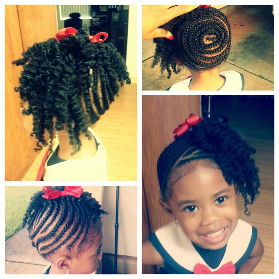 Best ideas about Natural Hairstyles For Kids . Save or Pin Natural Black Kids Hairstyles Now.