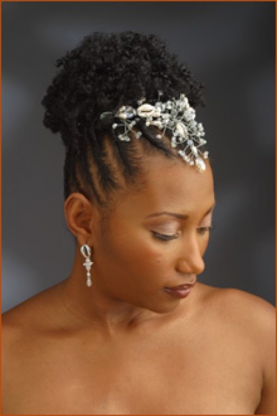 Best ideas about Natural Hairstyles For Weddings Black . Save or Pin natural hairstyles for weddings black women Hairstyle Now.
