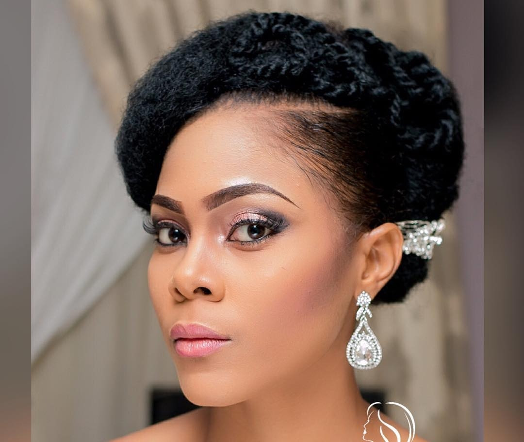 Best ideas about Natural Hairstyles For Weddings Black . Save or Pin 25 Natural Wedding Hairstyles Ideas Now.