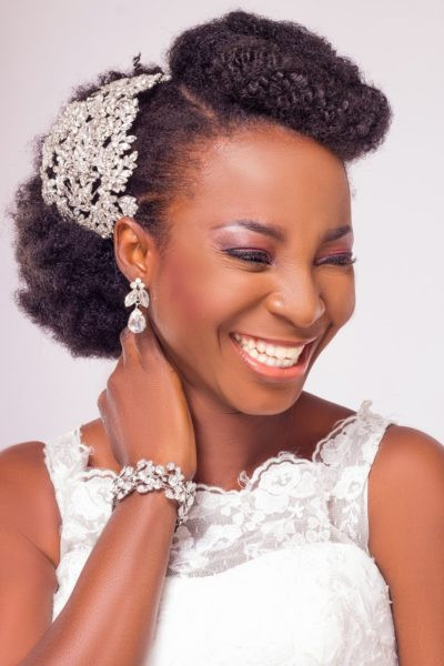 Best ideas about Natural Hairstyles For Weddings Black . Save or Pin Natural Hair Bridal Inspiration Shoot by Yes I Do Bridal Now.