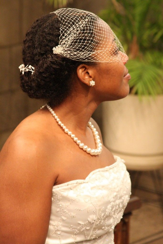 Best ideas about Natural Hairstyles For Weddings Black . Save or Pin 17 Best images about Wedding Hairstyles for Natural Hair Now.