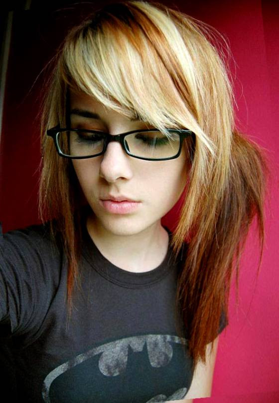 Best ideas about Nerd Hairstyle For Girls . Save or Pin Nerd Hairstyles to Pin on Pinterest PinsDaddy Now.