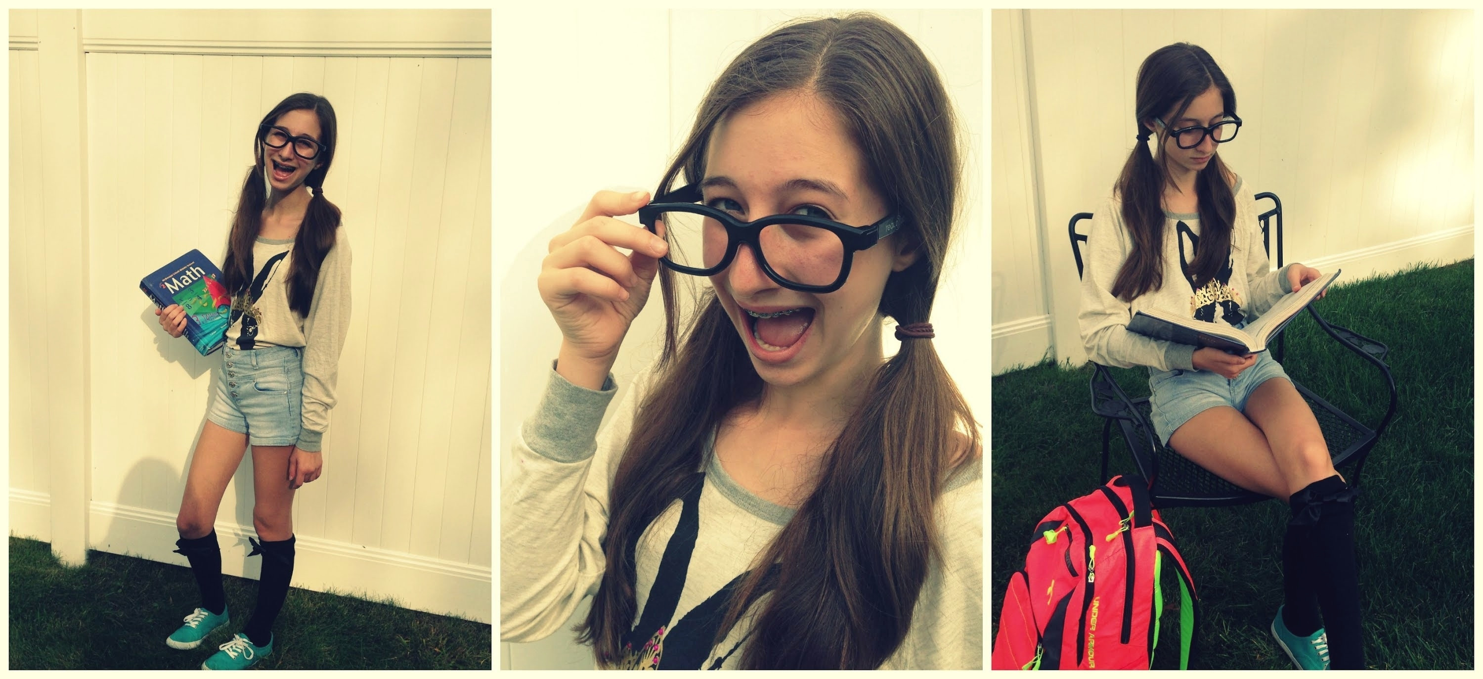 Best ideas about Nerd Hairstyle For Girls . Save or Pin Nerd Hairstyles For Girls Now.