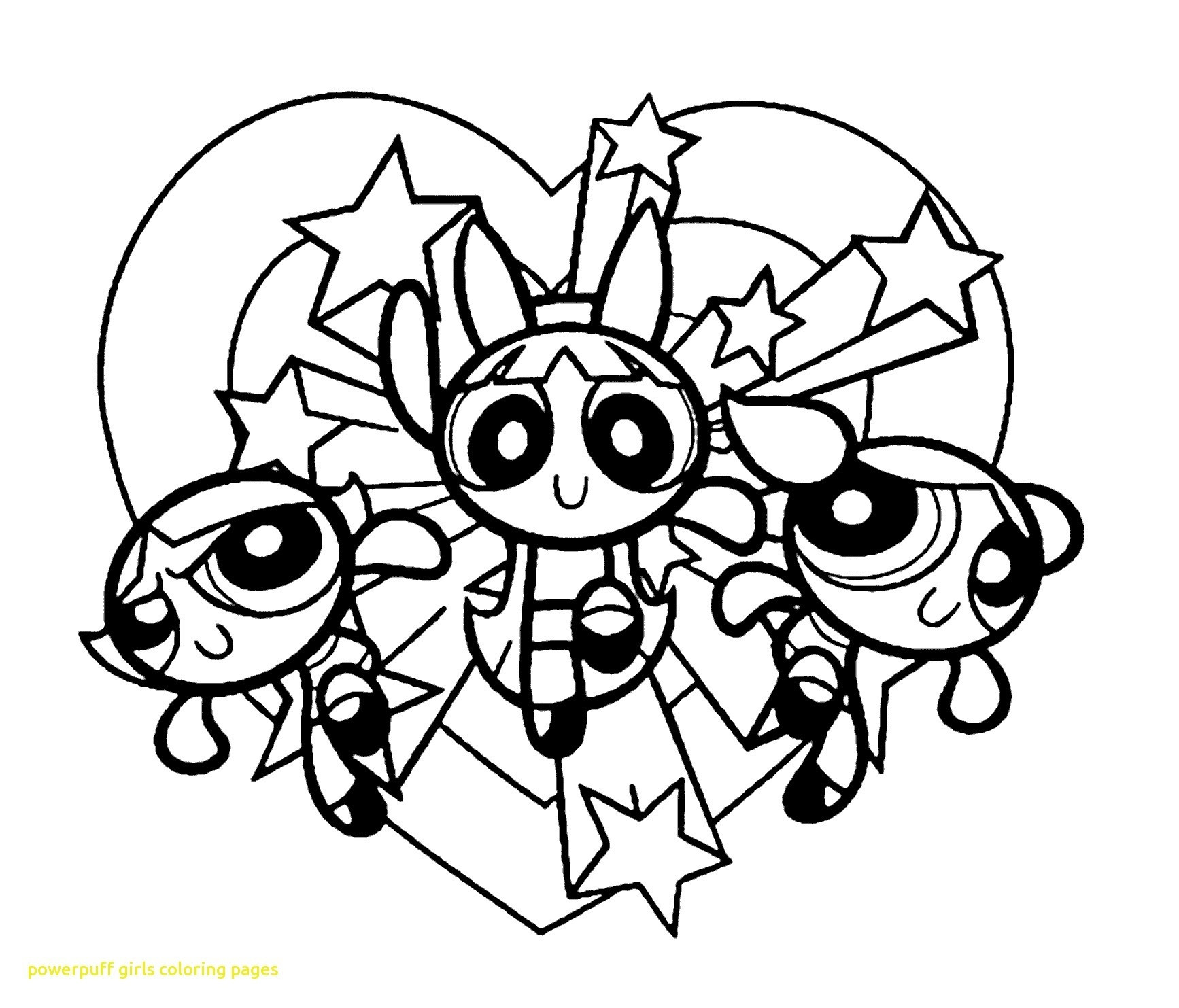 Best ideas about New Coloring Pages For Girls . Save or Pin Powerpuff Girls Coloring Pages Printable Free Coloring Books Now.
