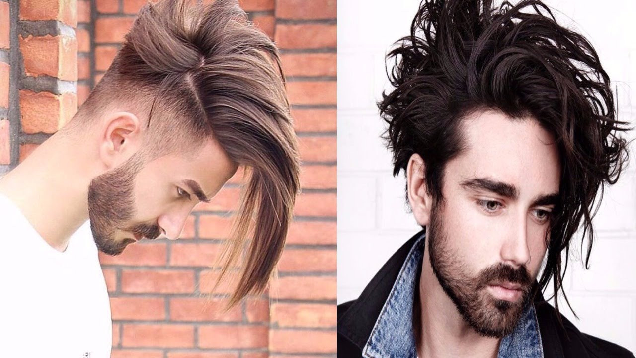 Best ideas about New Hairstyles Mens 2019 . Save or Pin Most y Long Hairstyles for Men 2018 2019 Now.