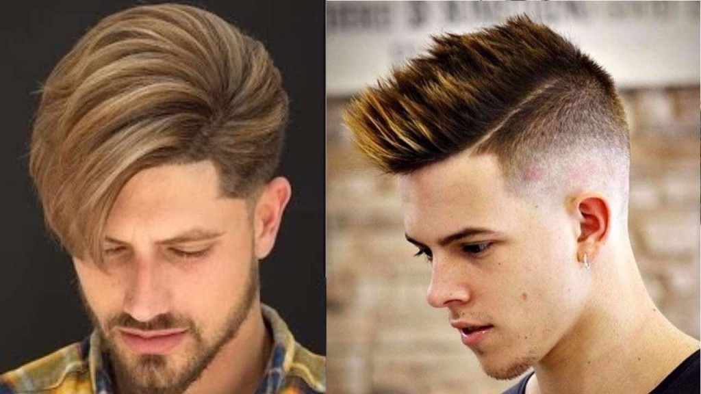 Best ideas about New Hairstyles Mens 2019 . Save or Pin Top 10 New Hairstyles For Men 2017 2018 10 New Trendy Now.