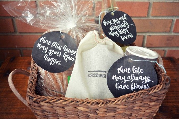 Best ideas about New Home Gift Ideas . Save or Pin 23 best images about Housewarming on Pinterest Now.