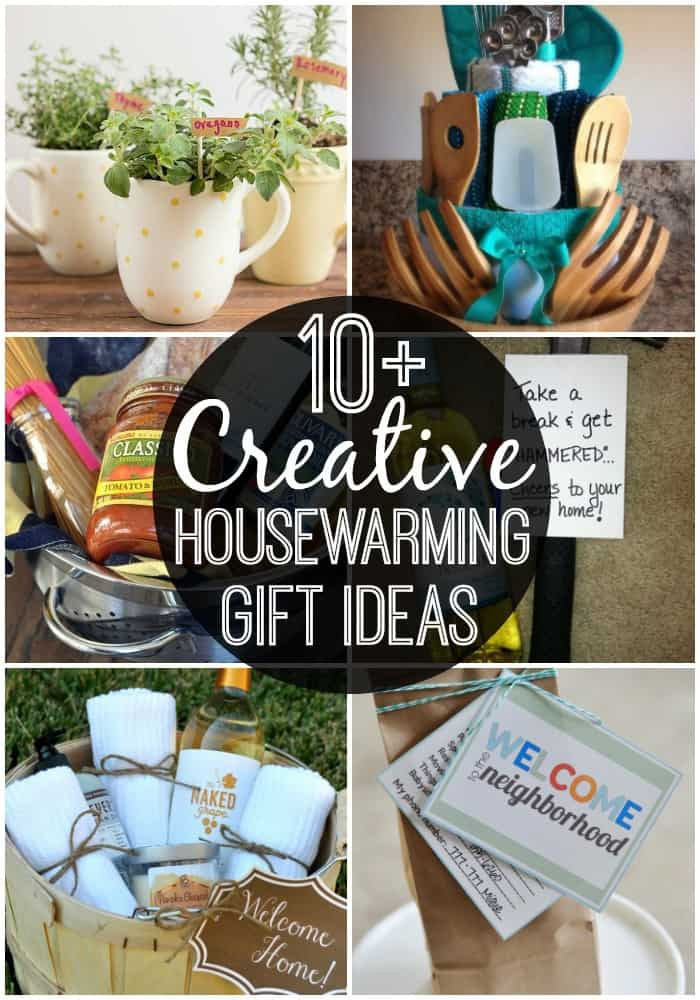 Best ideas about New Home Gift Ideas . Save or Pin Creative Housewarming Gift Ideas Happy Go Lucky Now.