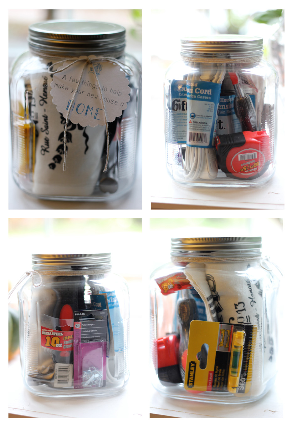 Best ideas about New Home Gift Ideas . Save or Pin Housewarming Gift Idea BeWhatWeLove Now.