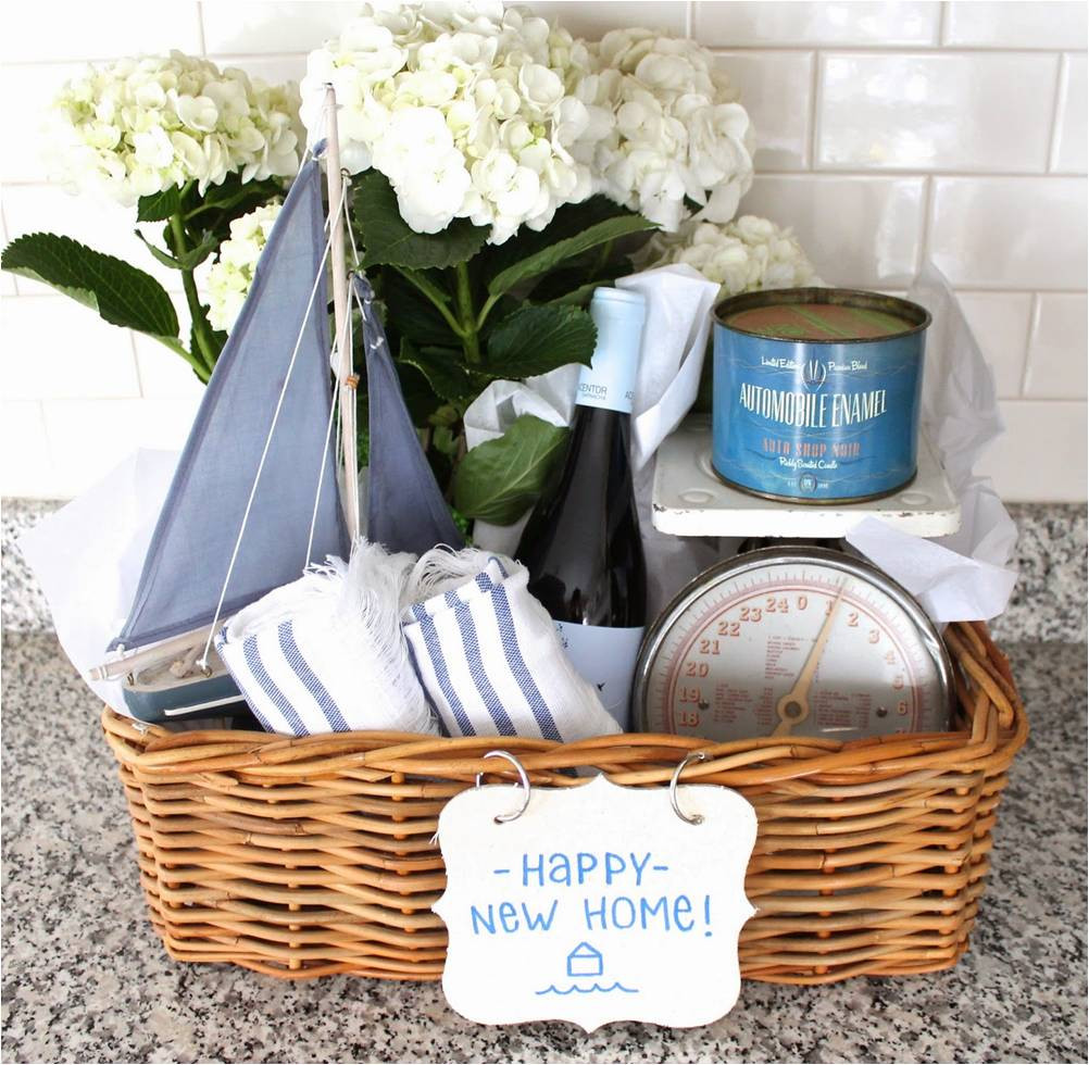 Best ideas about New Home Gift Ideas . Save or Pin Housewarming Basket Ideas Any Homeowner Would Want Now.