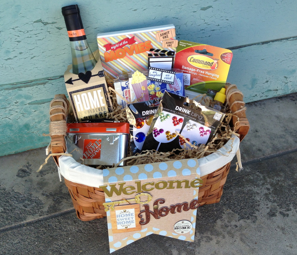 Best ideas about New Home Gift Ideas . Save or Pin House Warming Goo Basket — me & my BIG ideas Now.
