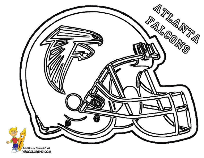 Best ideas about Nfl Coloring Book . Save or Pin Get This NFL Coloring Pages to Print de71a Now.