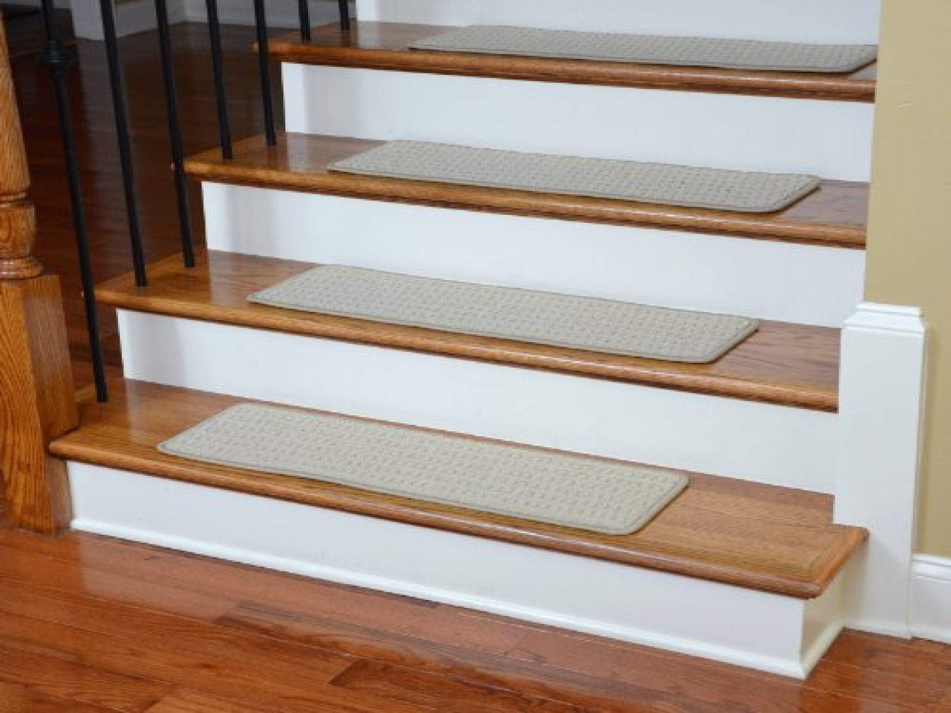 Best ideas about Non Slip Stair Treads . Save or Pin Non Skid Stair Treads Styles — The Wooden Houses Now.