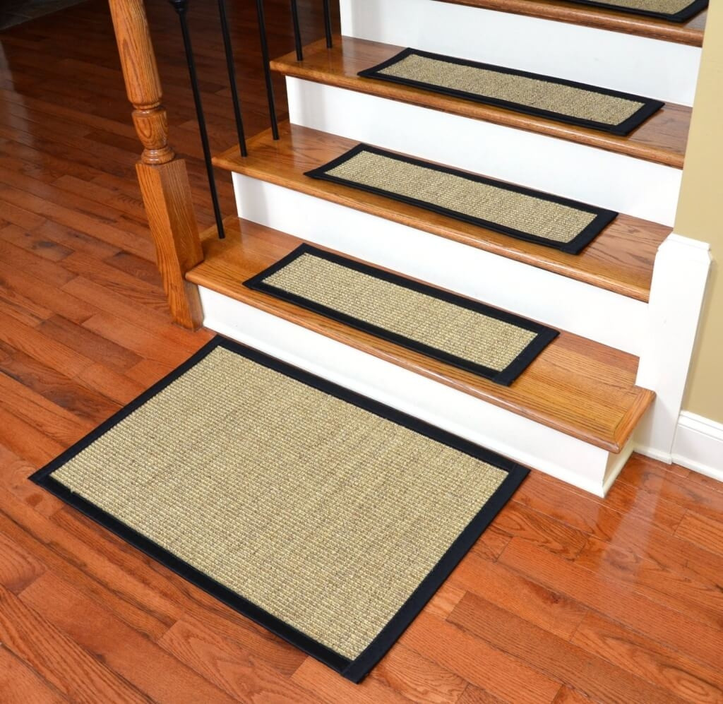Best ideas about Non Slip Stair Treads . Save or Pin Top 15 Stair Treads for Wooden Stairs Now.