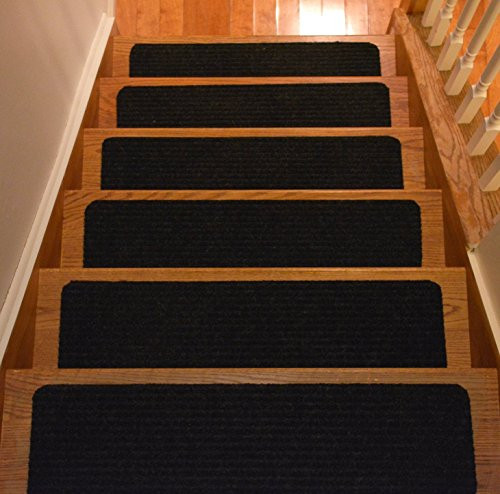 Best ideas about Non Slip Stair Treads . Save or Pin Wooden Stair Treads Indoor Skid Resistant Non Slip Carpet Now.