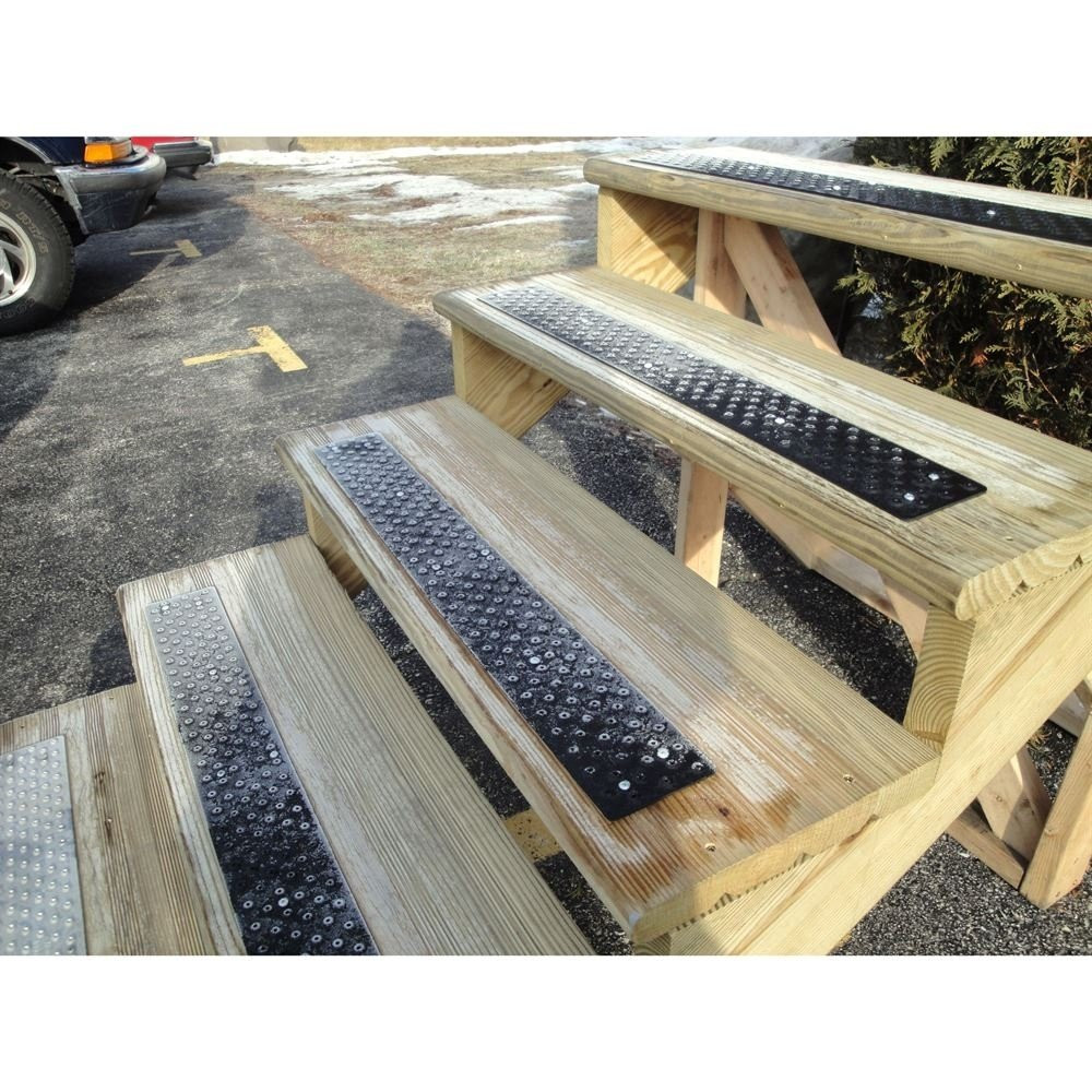 Best ideas about Non Slip Stair Treads . Save or Pin Preparing Outdoor Non Slip Stair Treads — The Wooden Houses Now.