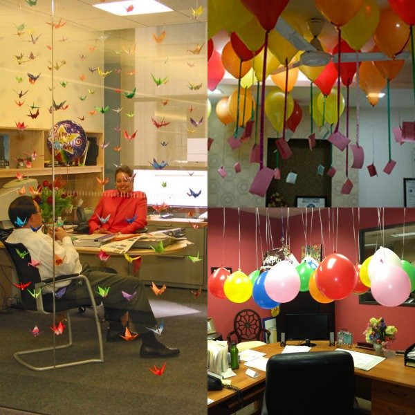 Best ideas about Office Birthday Decorations . Save or Pin Planning A Birthday Surprise For Your Boss Now.