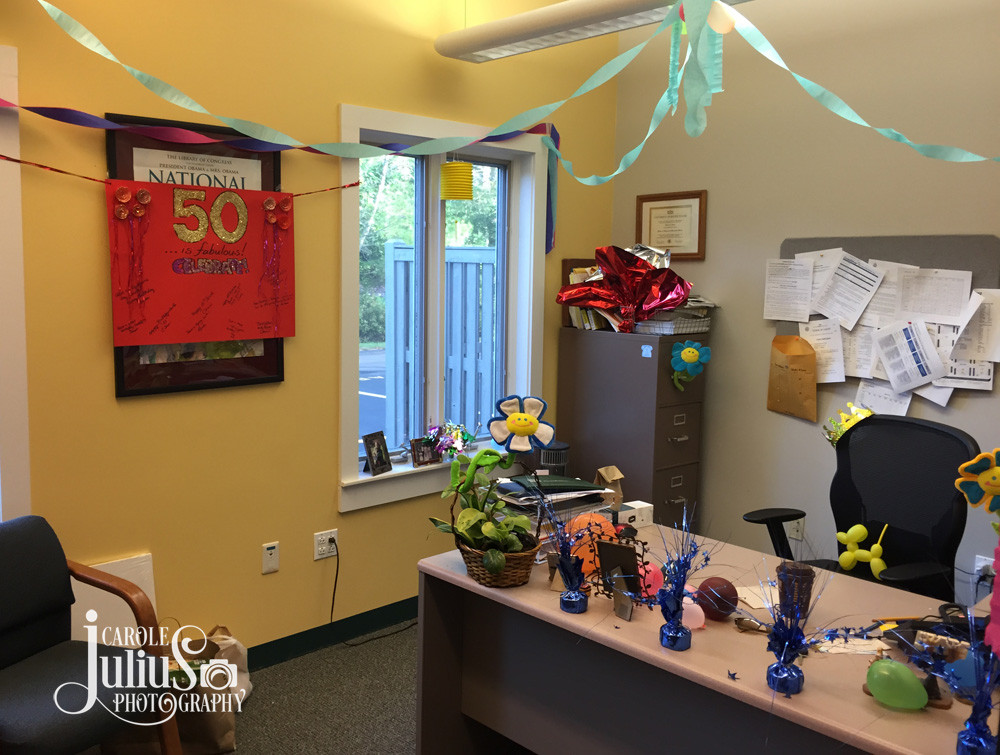 Best ideas about Office Birthday Decorations . Save or Pin 50 Is Fabulous And Fun Now.